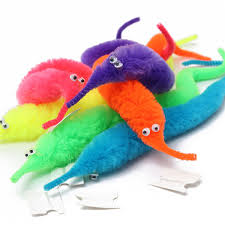 magic worm toys colorful caterpillar wiggly twisty tricky