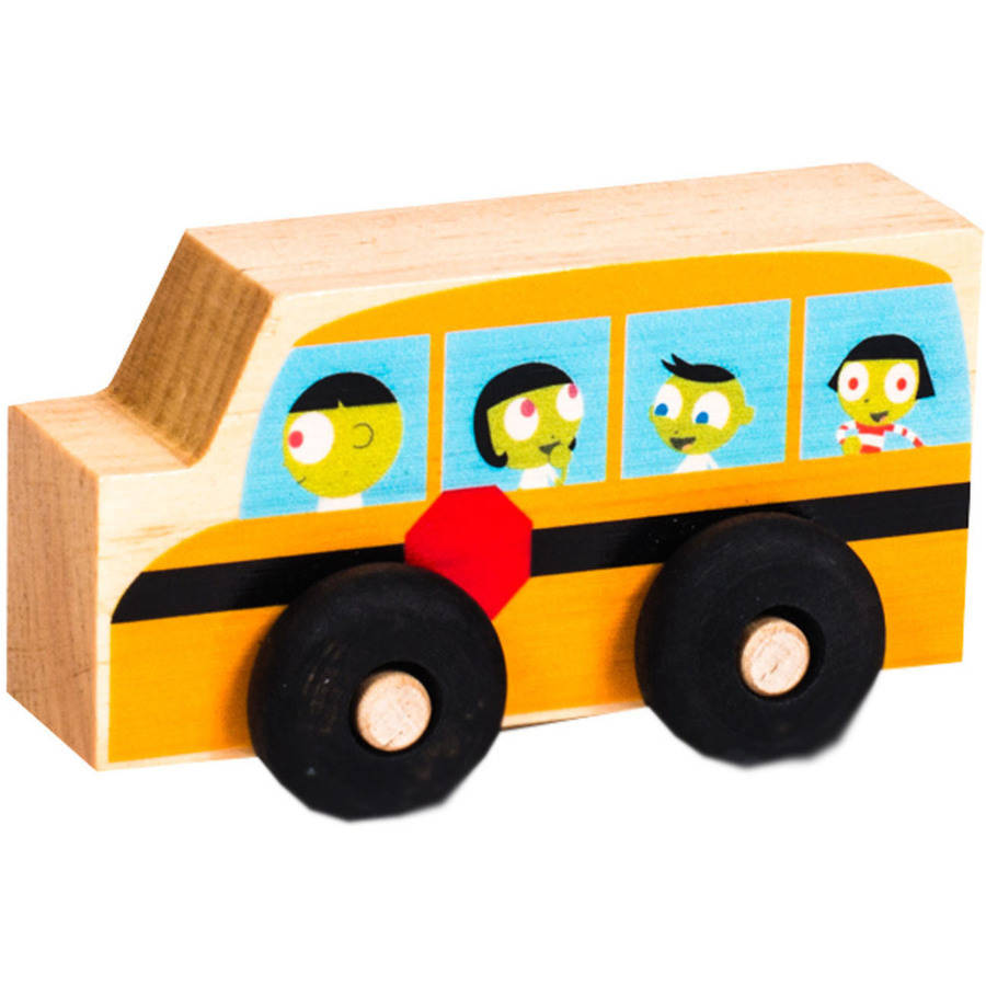 PBS Kids School Bus