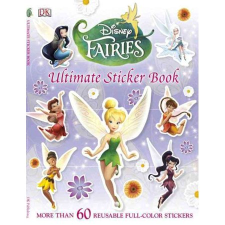 Disney Fairies Ultimate Sticker Book