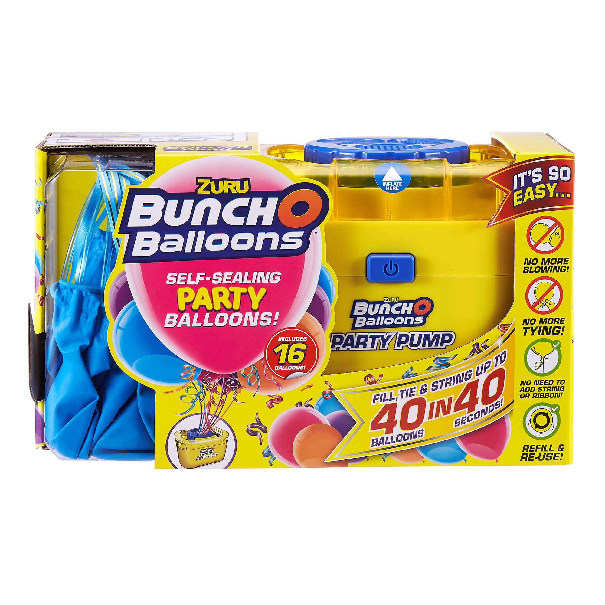 Water Bomb Balloons Includes Nozzle Outdoor Garden 200 in a Pack Aqua Shot
