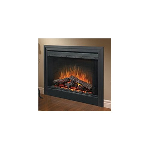 Dimplex 39 In Built In Led Electric Fireplace Insert Walmart Com