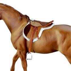 Breyer Traditional Devon Hunt Seat Saddle Horse Toy Accessory (1:9
