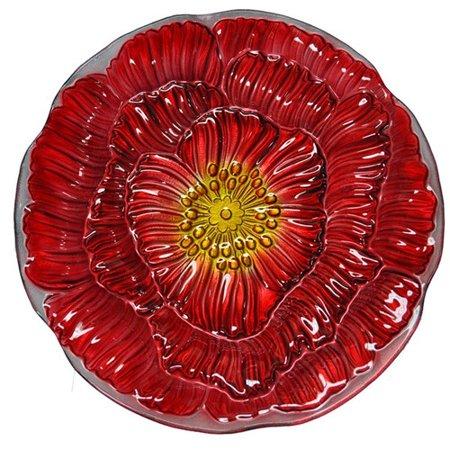 Continental Art Center Decorative Plate