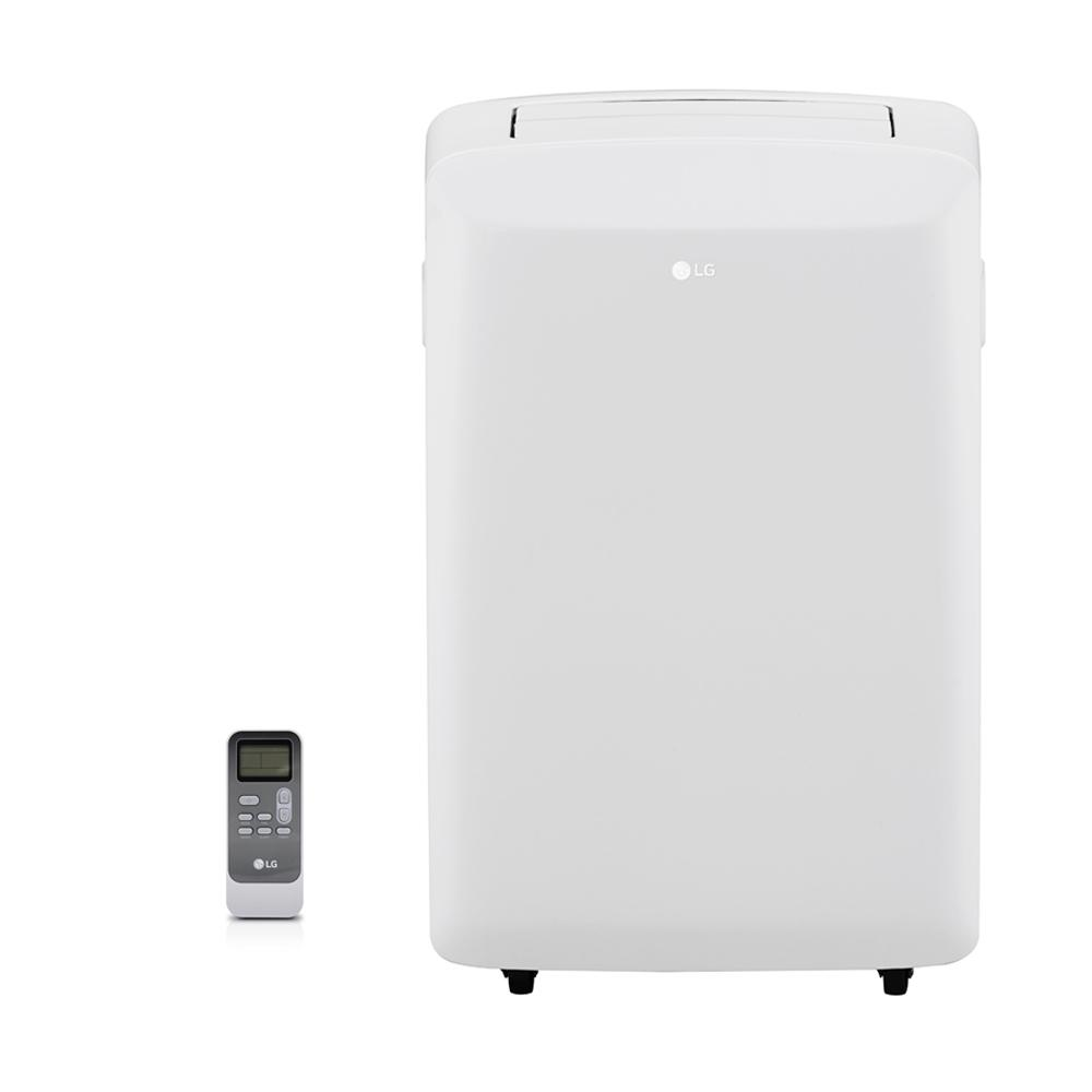 LG 8,000 BTU 115-Volt Portable Air Conditioner with Remote