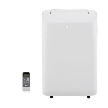 LG 8,000 BTU 115-Volt Portable Air Conditioner with Remote Control, Factory