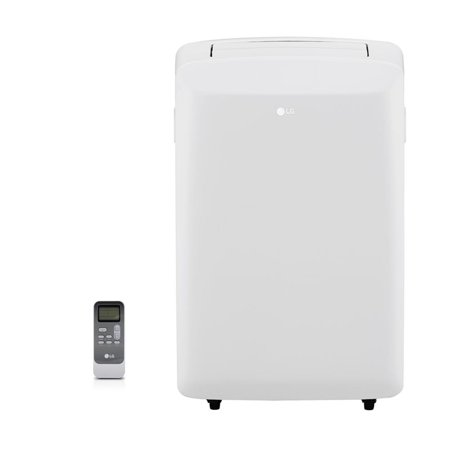 LG 8,000 BTU 115-Volt Portable Air Conditioner with Remote Control, Factory Reconditioned