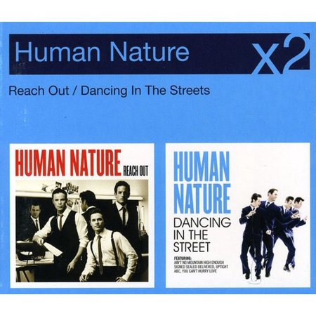 Human Nature - Reach Out/Dancing in the Streets [CD] ()
