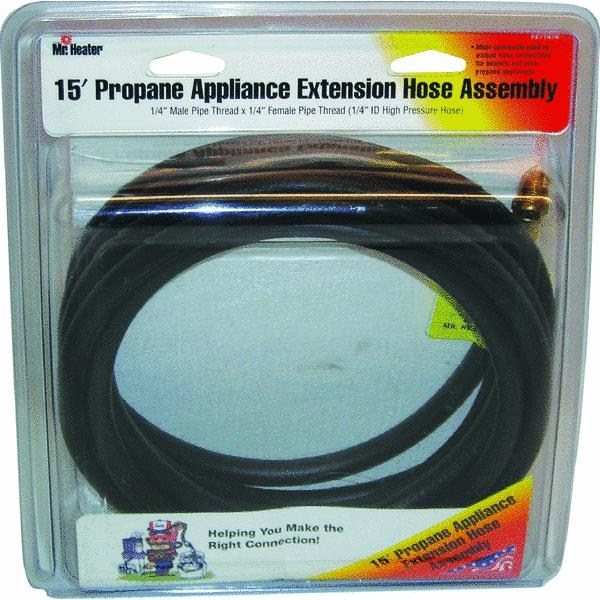 Mr. Heater 15' Propane Appliance Extension Hose Assembly
