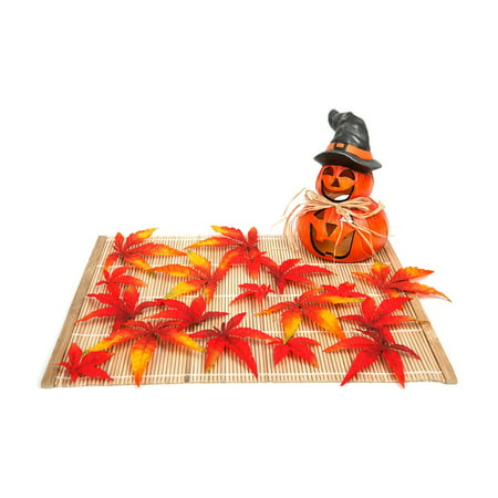 Funny Photo Maker Halloween (LAMINATED POSTER Fall Funny Halloween Head Autumn Decoration Poster Print 24 x)