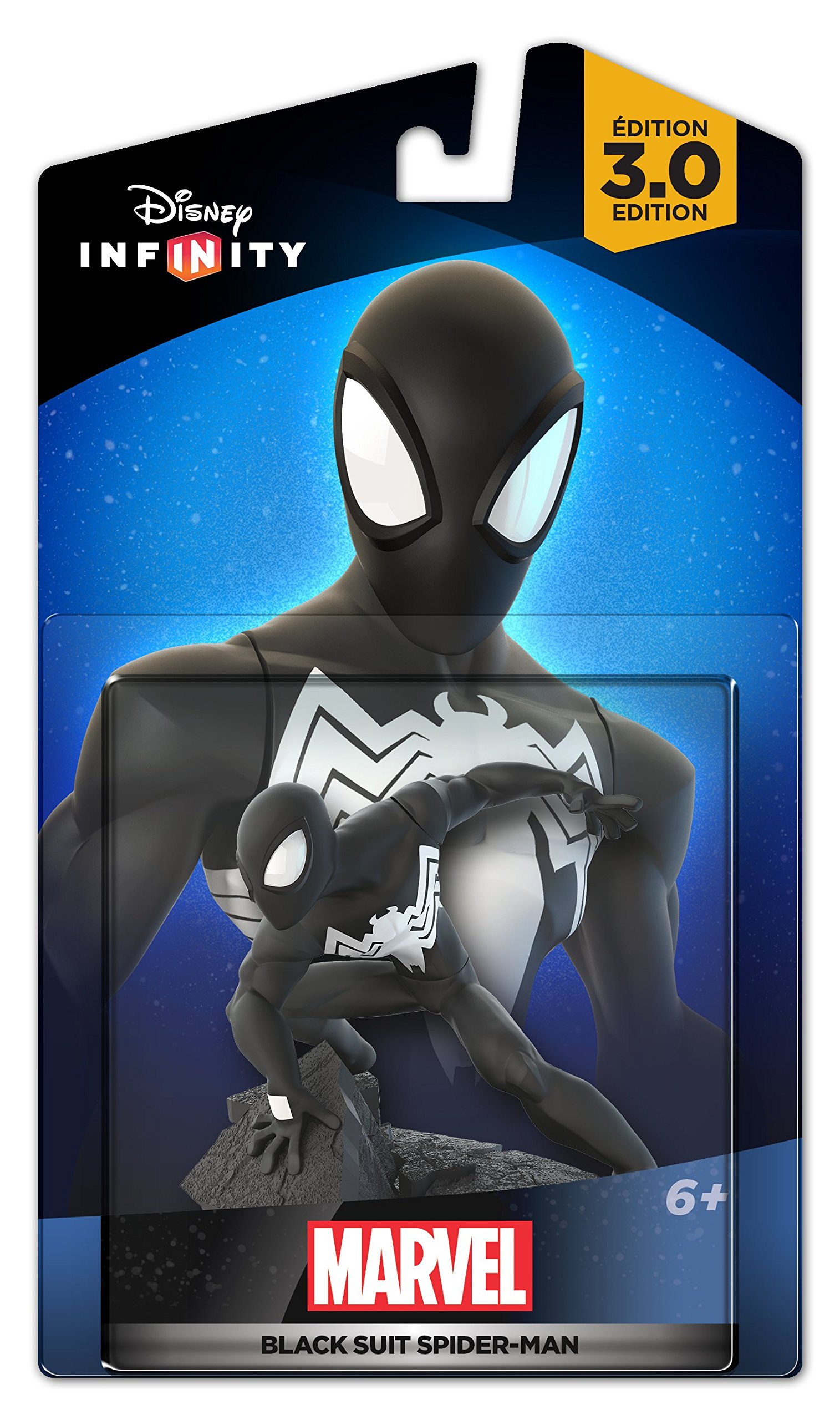 Disney Infinity Marvel Blacksuit Spider-man Igp by Taketwo Interactive