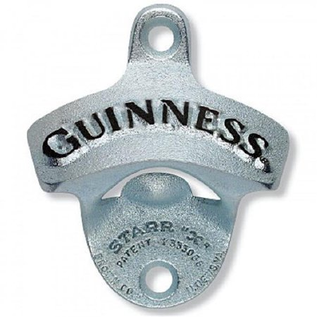 Guinness Wall Mount Bottle - Wall Mount Bottle Openers