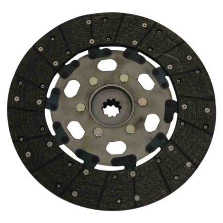 Complete Tractor Clutch Disc 1212-1539 for Massey Ferguson 1080, 1085, 285, 592, 595 1838824M91 3620400M91 3620400M92 3620400V92
