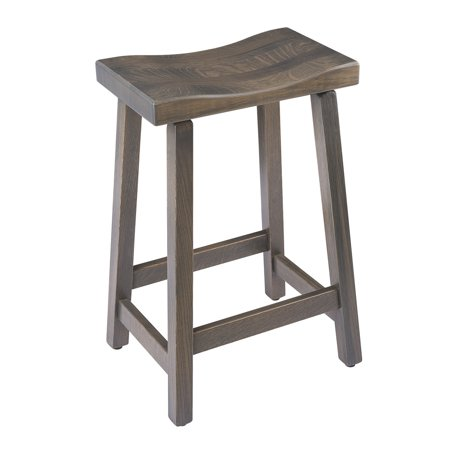 Furniture Barn USA® Urban Bar Stool in Maple Wood - Multiple Color Options Available ()