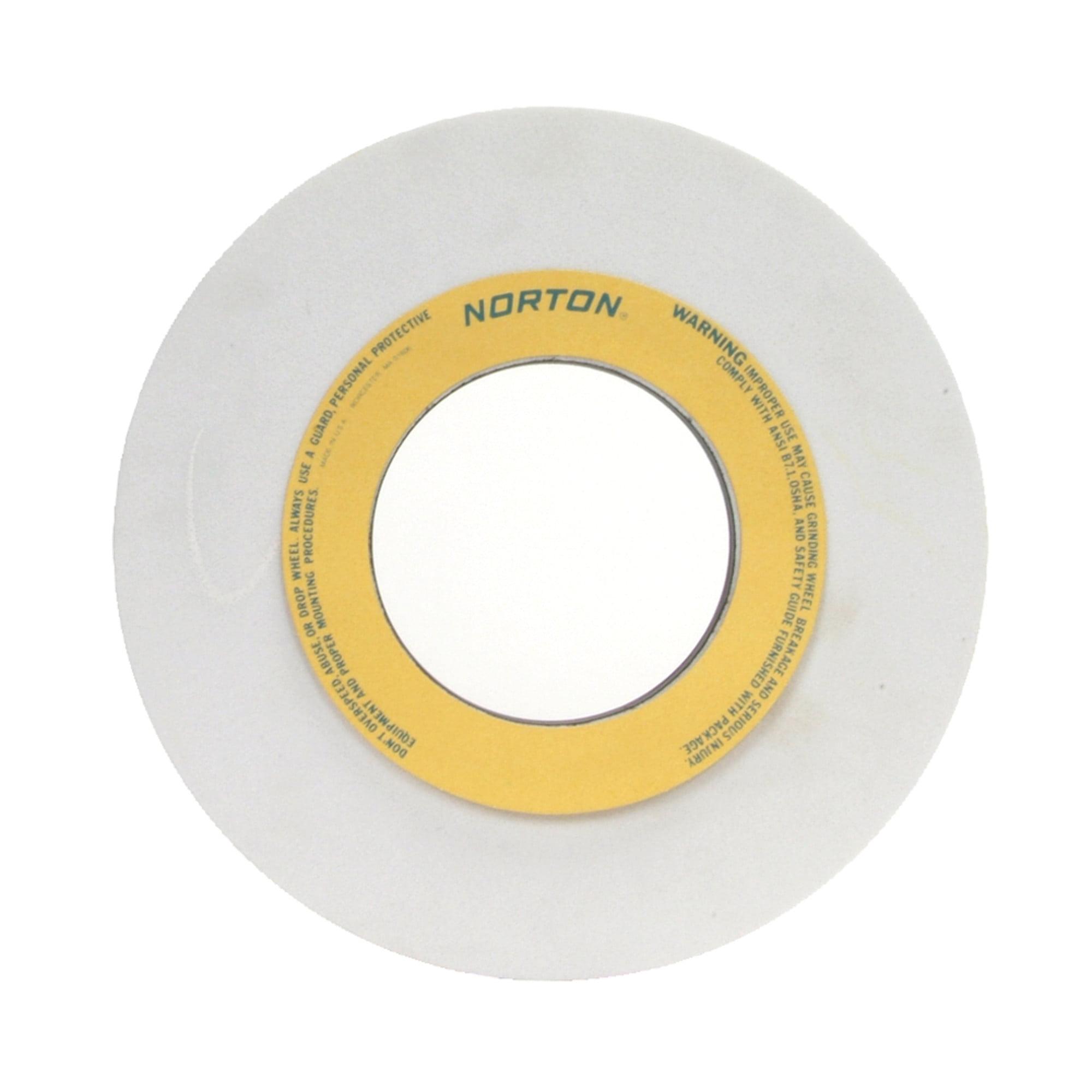 Norton 66253262719 Surface Grinding Wheels Size 12 x 1 x 5