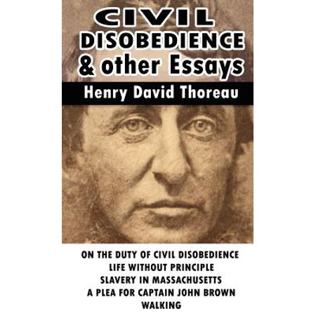 civil disobedience and other essays com civil disobedience and other essays