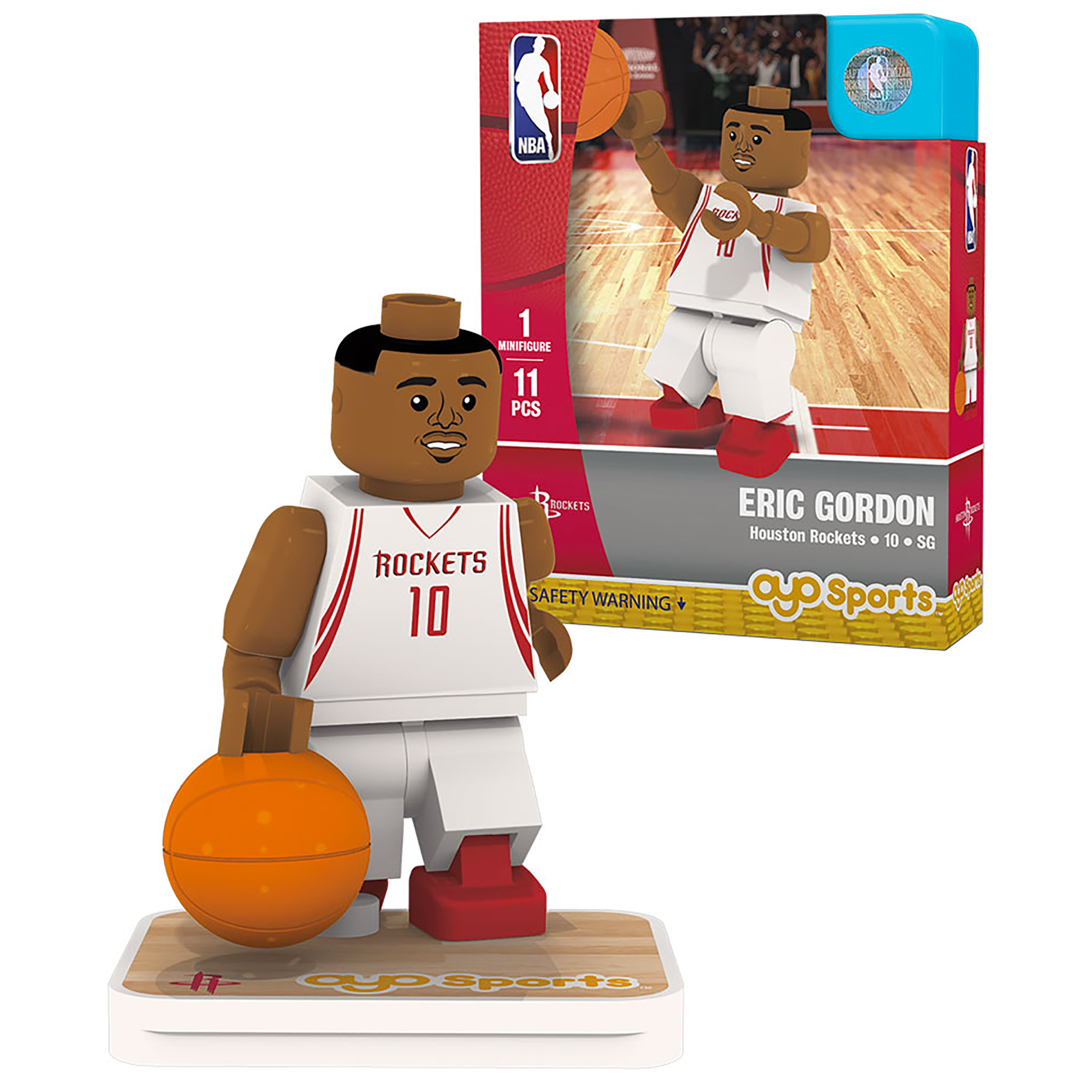 Eric Gordon Houston Rockets OYO Sports Player Figurine - No Size
