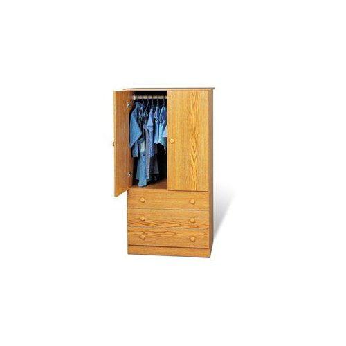 Edenvale Three Drawer Wardrobe by Brand New
