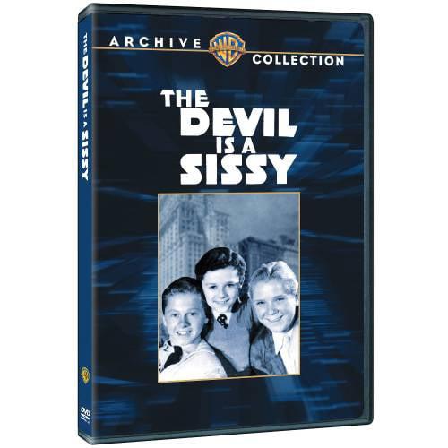 The Devil Is A Sissy (Full Frame)