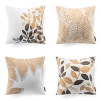 Throw Pillows Gold Walmart Com
