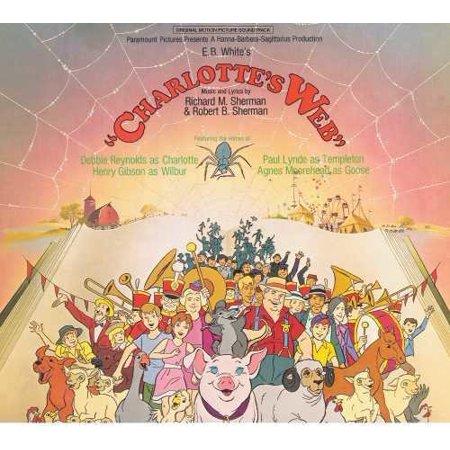 Vinyl Web (Charlotte's Web / O.S.T.)