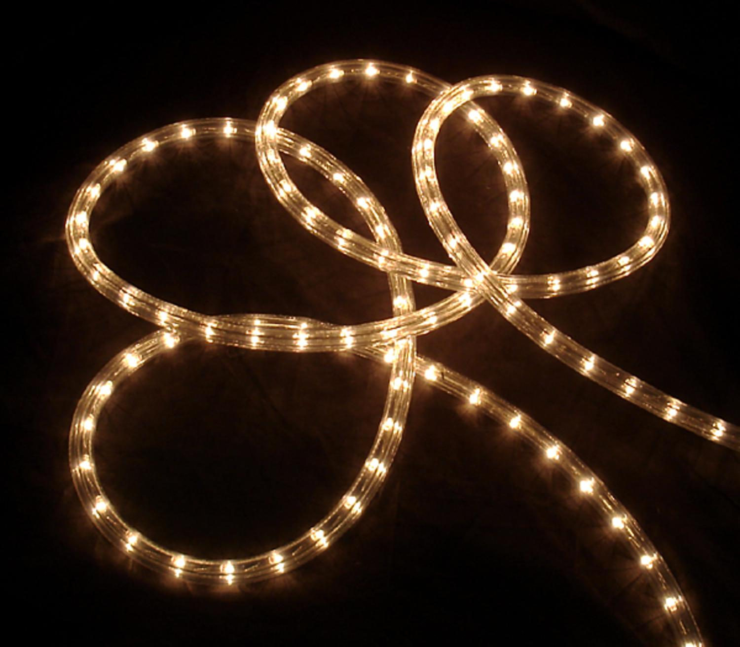 102 clear indooroutdoor christmas rope lights walmart aloadofball Gallery