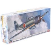 HAS02019 1:72 Hasegawa A6M5a Type 52 KOH Bomber Limited Edition MODEL KIT