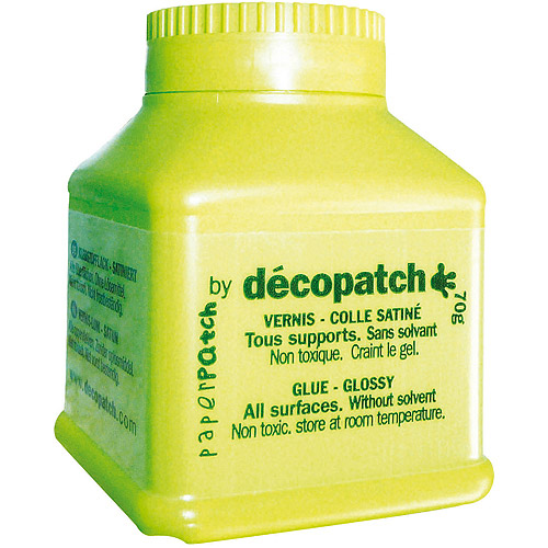 Paperpatch Glue 2.5 Ounces-Gloss