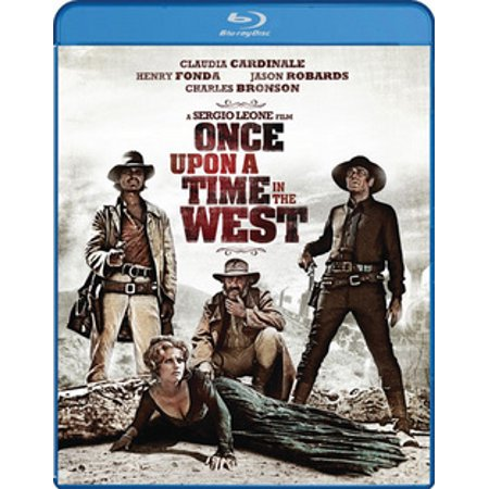 Once Upon a Time in the West (Unrated) (Blu-ray)