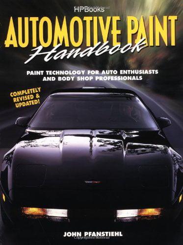 AUTOMOTIVE PAINT HANDBOOK REV by HP Books