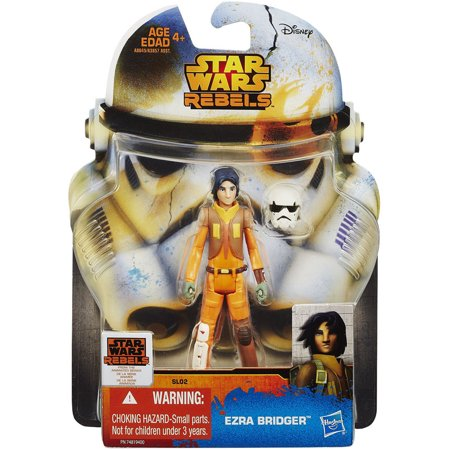 Star Wars Rebels Saga Legends 2015 Ezra Bridger 3.75