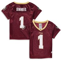Toddler Russell Athletic Garnet Florida State Seminoles Replica Football Jersey