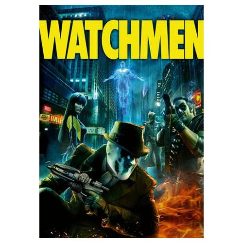 Watchmen (Theatrical) (2009)