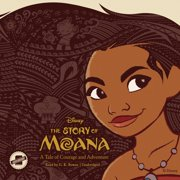 The Story of Moana - Audiobook