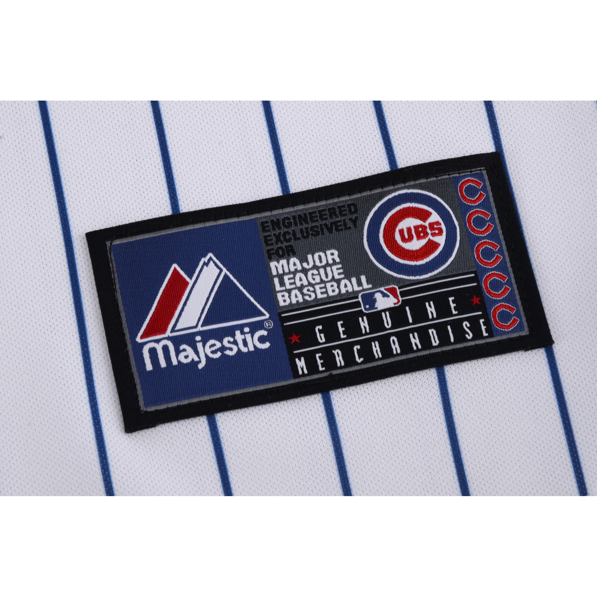 f6bdcca1380 Javier Baez Chicago Cubs Fanatics Authentic Autographed Majestic Replica  White Jersey - No Size - Walmart.com