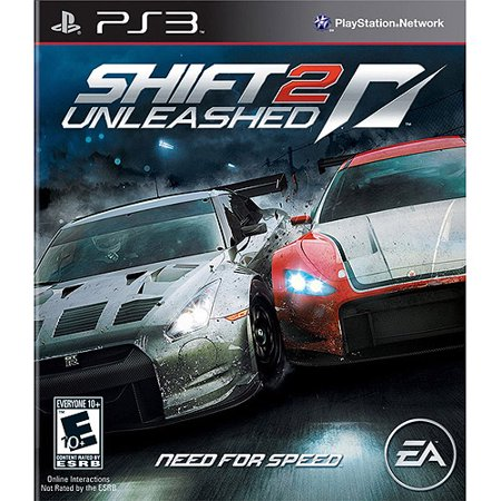 Image of Shift 2: Unleashed (PS3)