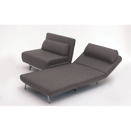 Brilliant Mobital Iso Double Sofa Bed With 2 Single Swivel Chairs In Charcoal Tweed Cjindustries Chair Design For Home Cjindustriesco