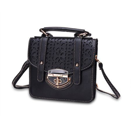 Aventura Jewelry Black Colored Aztec Inspired Carry On