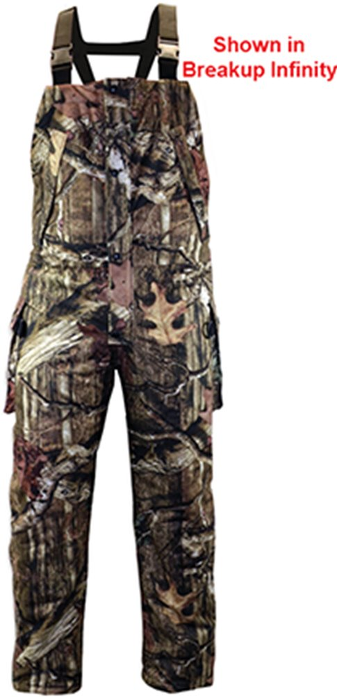 Rivers West Ambush Bibs Mossy Oak Country 2Xlarge by RIVERS WEST APPAREL INC