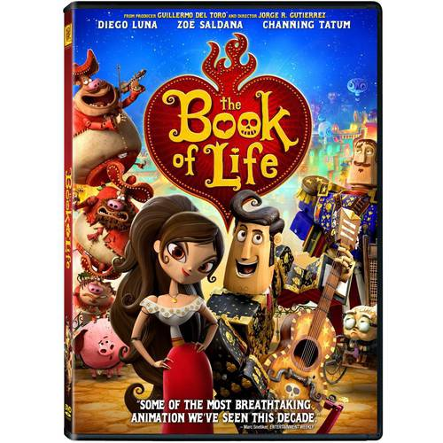 The Book Of Life (Widescreen)