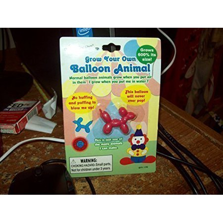Balloon Weights Make Your Own (Balloon Animal, By Grow Your)
