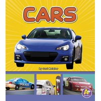 Transportation in My Community: Cars (Paperback)