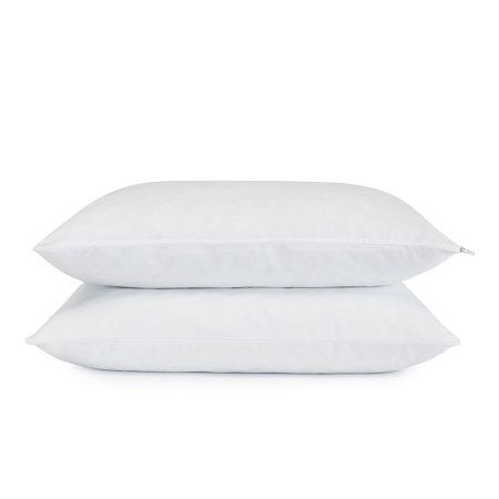 - Serta Gel Memory Foam Cluster Pillows, Set of 2