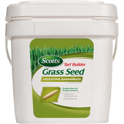 Scotts Turf Builder Grass Seed Argentine Bahiagrass, 5 lbs