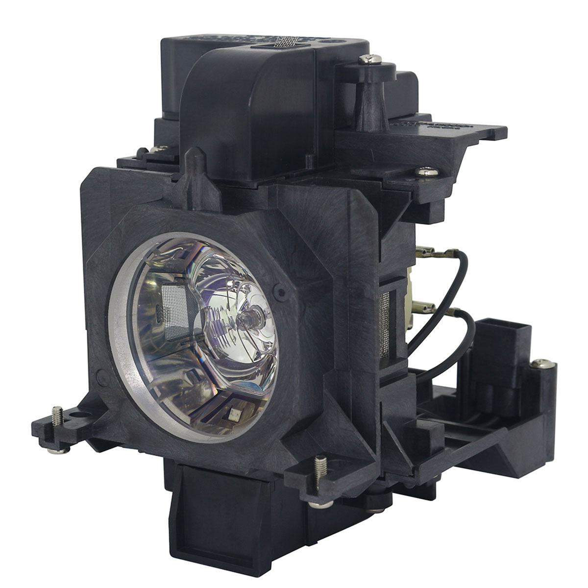 Expert Lamps Panasonic PT-EW530 Replacement Lamp and Housing Assembly with High Quality Genuine Original Philips Bulb Inside