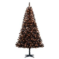 product image holiday time 65ft pre lit madison pine artificial christmas tree with 350 clear lights