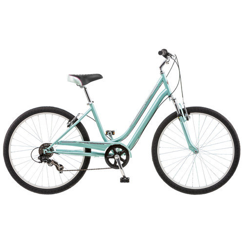 Schwinn 26 inches Women's Suburban Comfort Bike Bicycle - Mint