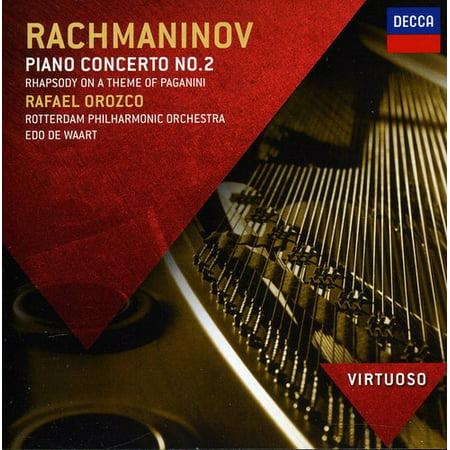 Rachmaninov: Piano Concerto 2/Rhapsody on a Theme