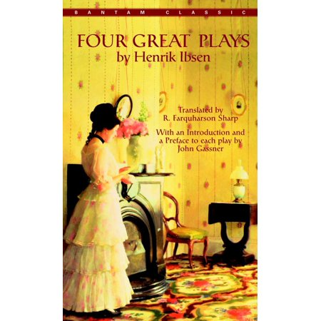 Four Great Plays by Henrik Ibsen ()