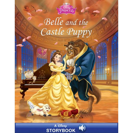 Beauty and the Beast: Belle and the Castle Puppy -