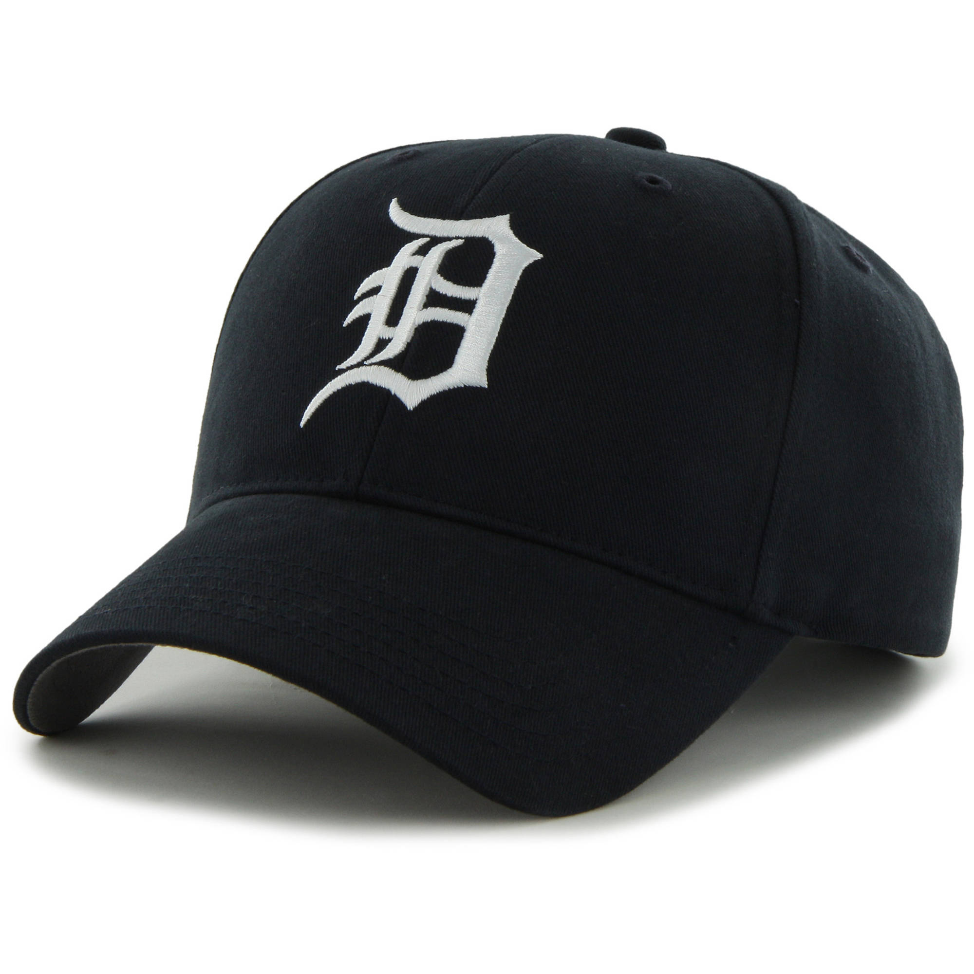 Fan Favorite   MLB Basic Cap, Detroit Tigers   Walmart.com